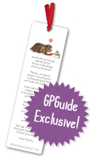 This bundle includes a special Guinea Pig Guide bookmark with an original piggie poem